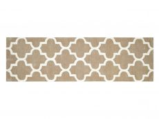 Arabesque Beige Rug 20 Runner