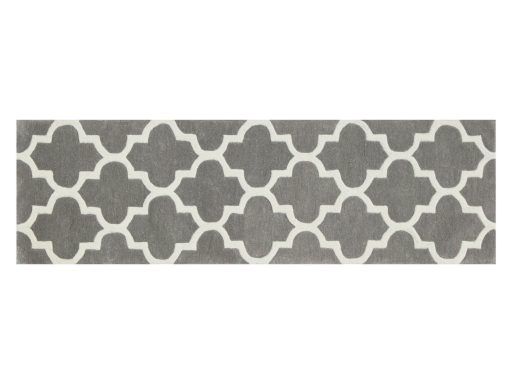 Arabesque Grey Rug 20 Runner