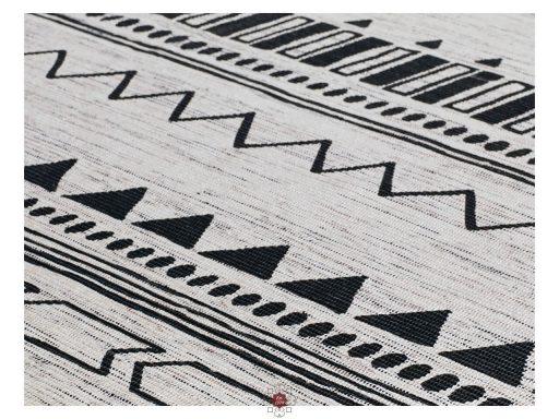 Beni Charcoal Rug 11 Detail