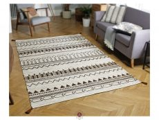 Beni Gold Rug 02 Roomshot