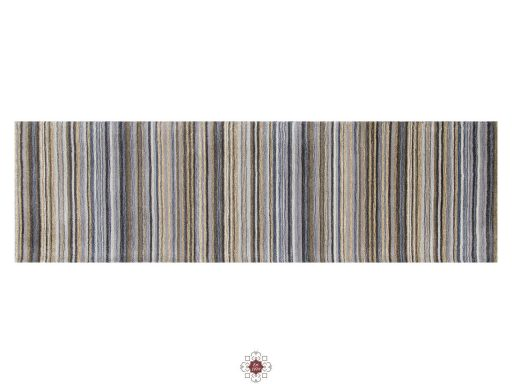 Carter Grey Rug 20 Runner
