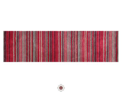 Carter Red Rug 20 Runner