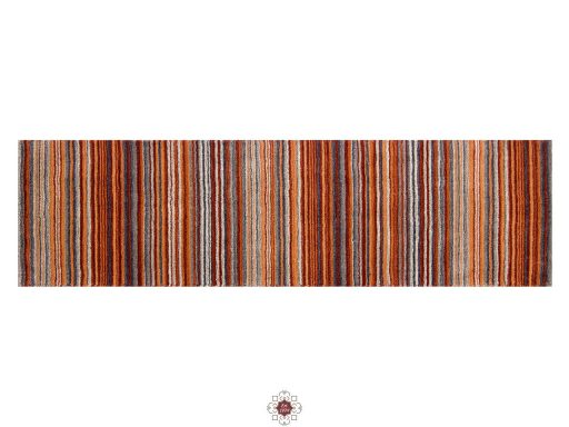 Carter Rust Rug 20 Runner