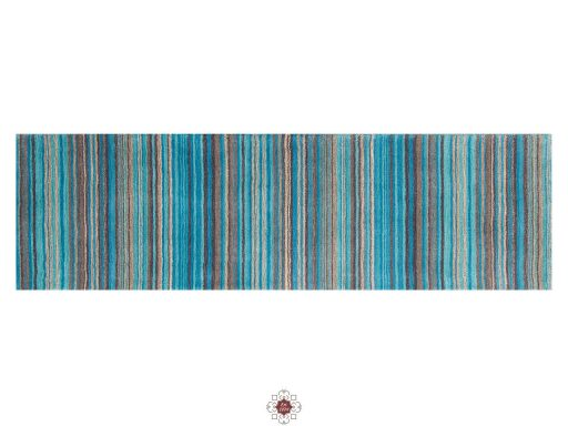 Carter Teal Rug 20 Runner