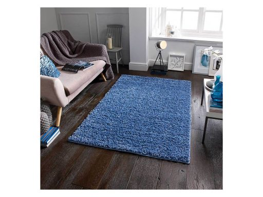 Elsa Denim Blue Rug 02 Roomshot