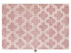 Medina Pink Rug 01 Overhead