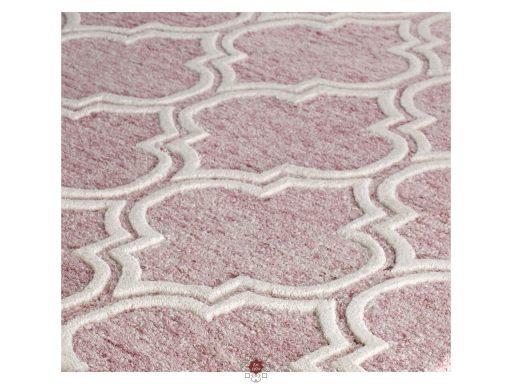 Medina Pink Rug 11 Detail