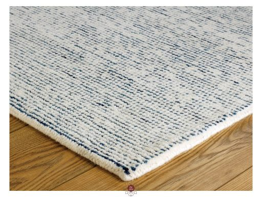 Milano Blue Rug 10 Detail