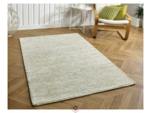 Milano Green Rug 02 Roomshot