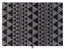 Moda Prism Black Rugs 01 Overhead