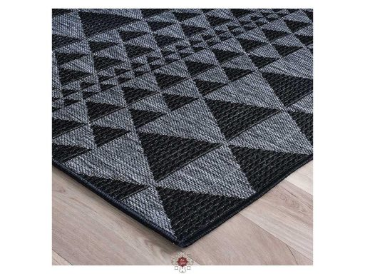Moda Prism Black Rugs 10 Detail
