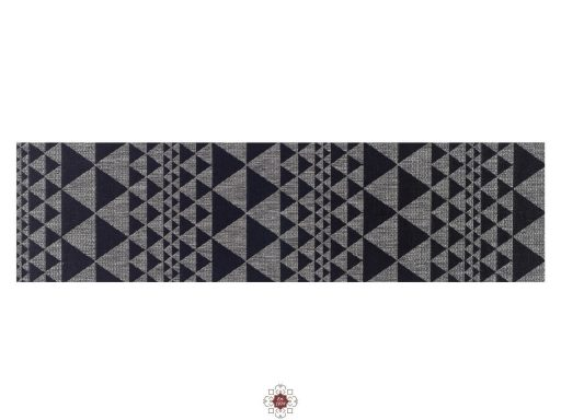 Moda Prism Black Rugs 20 Runner