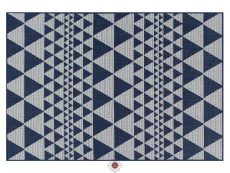 Moda Prism Blue Rugs 01 Overhead