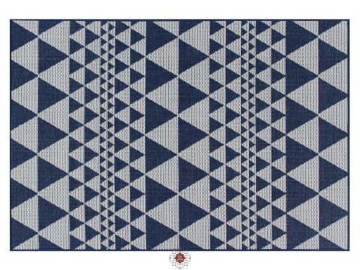 Moda Prism Blue Rugs 01 Overhead