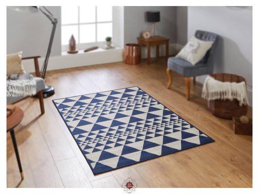 Moda Prism Blue Rugs 02 Roomshot