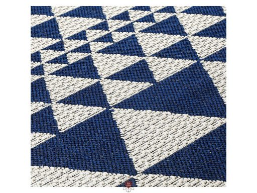 Moda Prism Blue Rugs 11 Detail