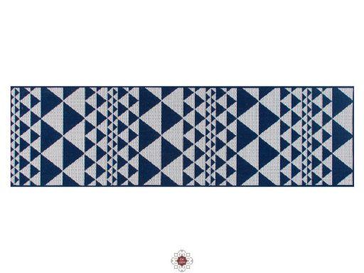 Moda Prism Blue Rugs 20 Runner