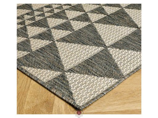 Moda Prism Grey Rugs 10 Detail