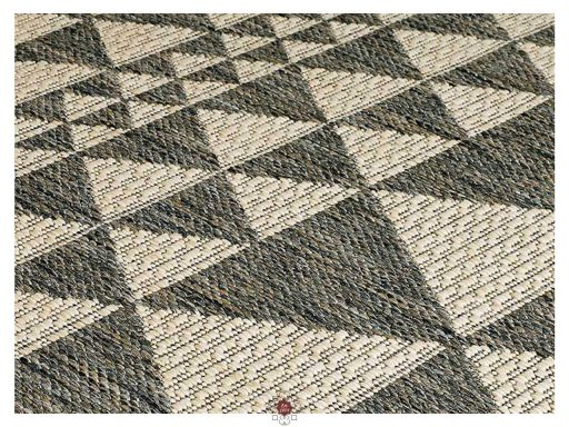 Moda Prism Grey Rugs 11 Detail