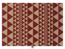 Moda Prism Red Rugs 01 Overhead