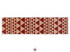 Moda Prism Red Rugs 20 Runner