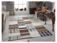 Navajo Grey Rugs 02 Roomshot