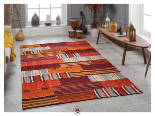 Navajo Multi Rugs 02 Roomshot