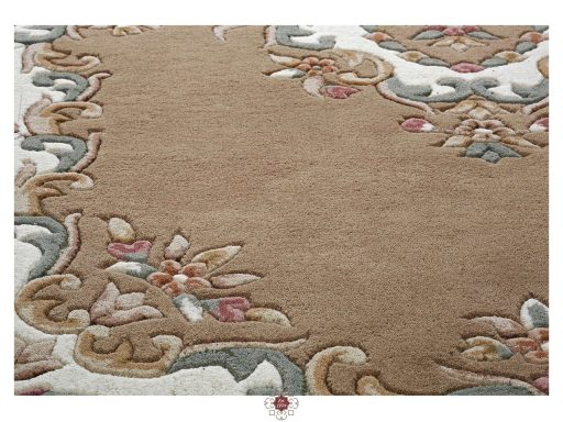 Royal Beige Rug 10 Detail