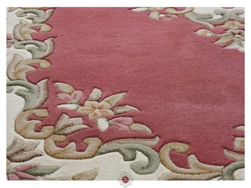 Royal Rose Rug 10 Detail