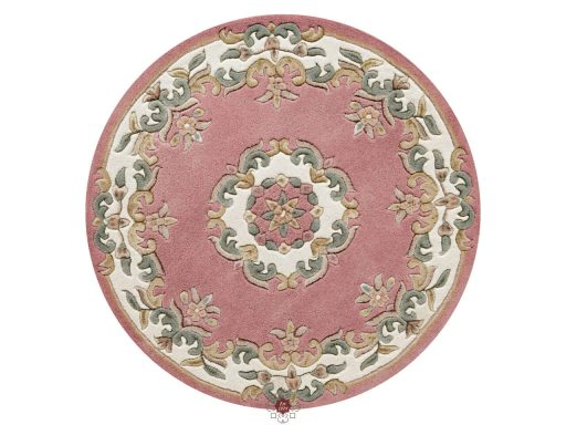 Royal Rose Rug 30 Circle