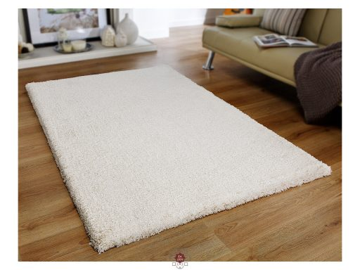 Softness Cream Rug 02 Roomshot