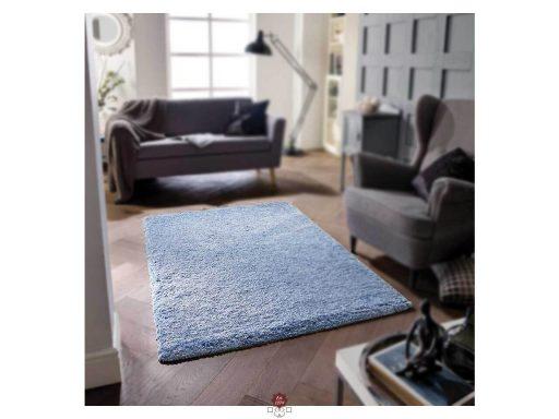 Softness Denim Blue Rug 02 Roomshot