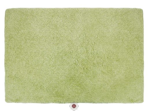 Softness Green Rugs 01 Overhead