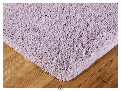 Softness Lilac Rugs 10 Detail