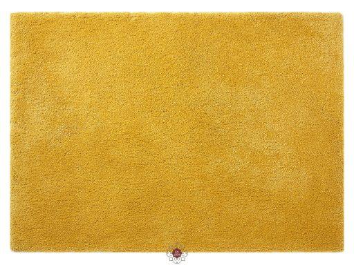 Softness Mustard Rug 01 Overhead