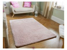 Softness Pink Rugs 02 Roomshot